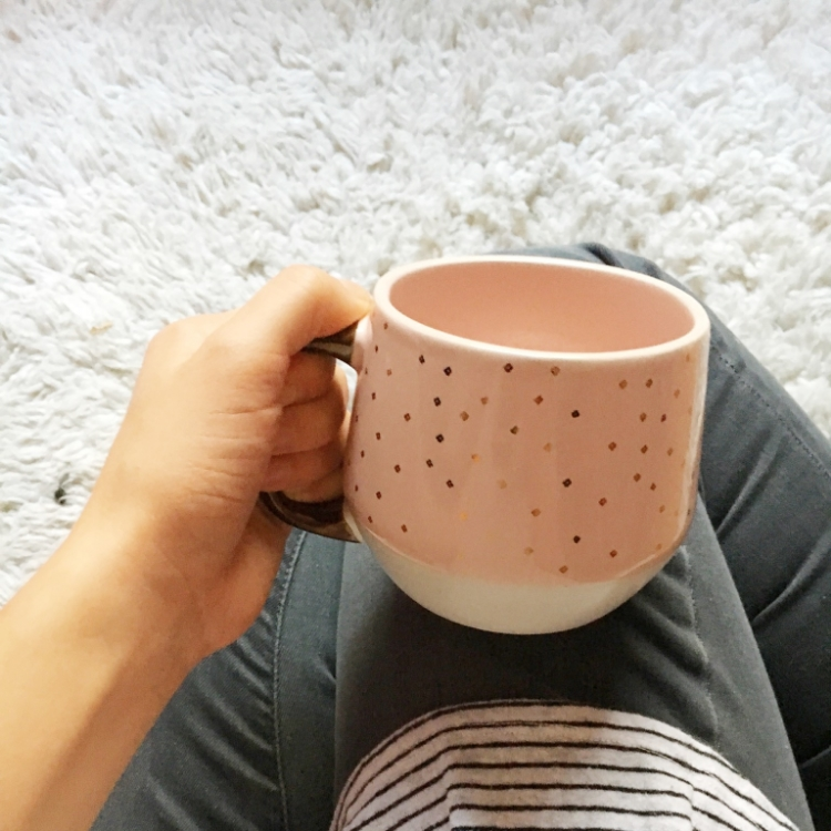 Mug Love Reveal and Starbucks Giveaway