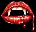 boca de vampiro png
