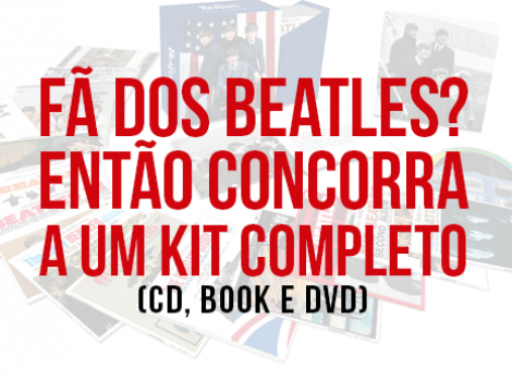 Antena 1 e Billbox - Kit The Beatles