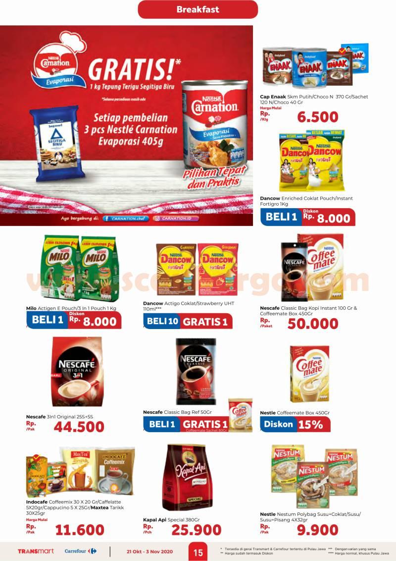 Katalog Promo Carrefour 21 Oktober - 3 November 2020 15