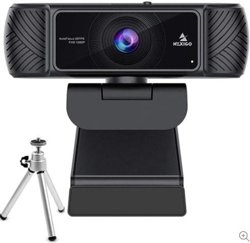 NexiGo N680 1080P Autofocus Computer Camera