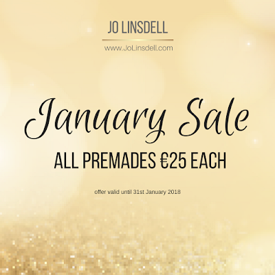 January Sale On ALL Premades