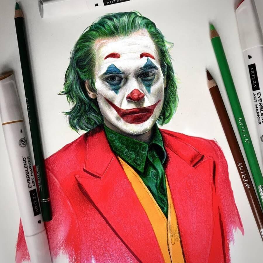 02-Joker-Joaquin-Phoenix-Chris-Pencil-Drawings-www-designstack-co