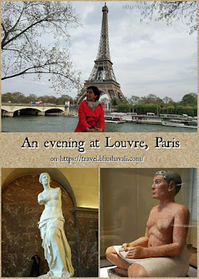 What to see in the Louvre in 3 hours?