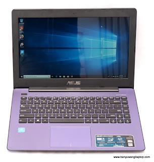 Jual Laptop ASUS X453S Bekas Banyuwangi