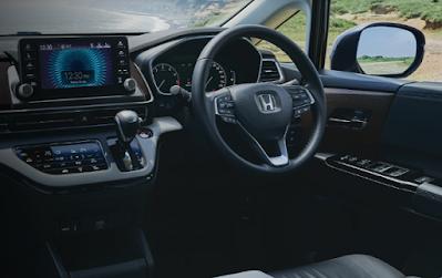 Spesifikasi dan Harga Honda Odyssey Facelift 2021