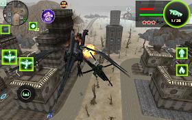 Dragon Robot 2 MOD APK v2.1 [Unlimited Money/God Mode]