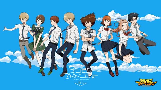 Digimon Adventure tri Chapter 1 – Reunion Hindi Dubbed