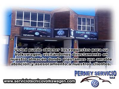 Repuestos Volkswagen Perney Servicio SAS
