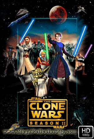 Star Wars La Guerra De Los Clones Temporada 2 [1080p] [Latino-Ingles] [MEGA]