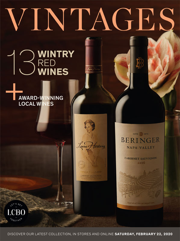 LCBO Wine Picks: February 22, 2020 VINTAGES Release