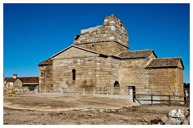 Resultado de imagen de Iglesia de Santa María de Melque