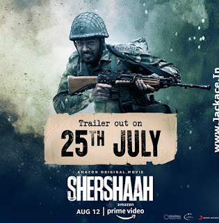 Shershaah First Look Poster 9