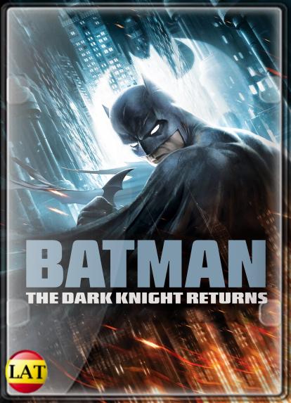 Batman: El Regreso del Caballero Oscuro, Parte 1 (2012) DVDRIP LATINO