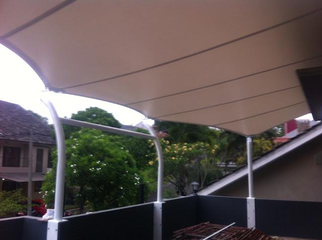 jual canopy mebran daerah tambun