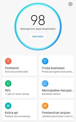 Optimalkan Semua Aplikasi Di Smartphone Xiaomi