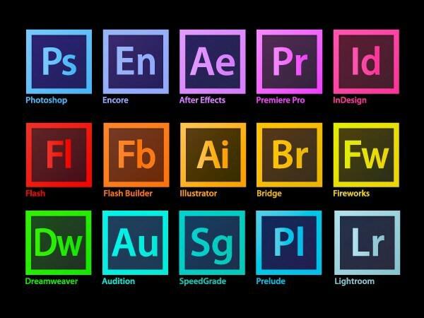 Free Adobe Photoshop CC 2017 Illustrator CC 2017