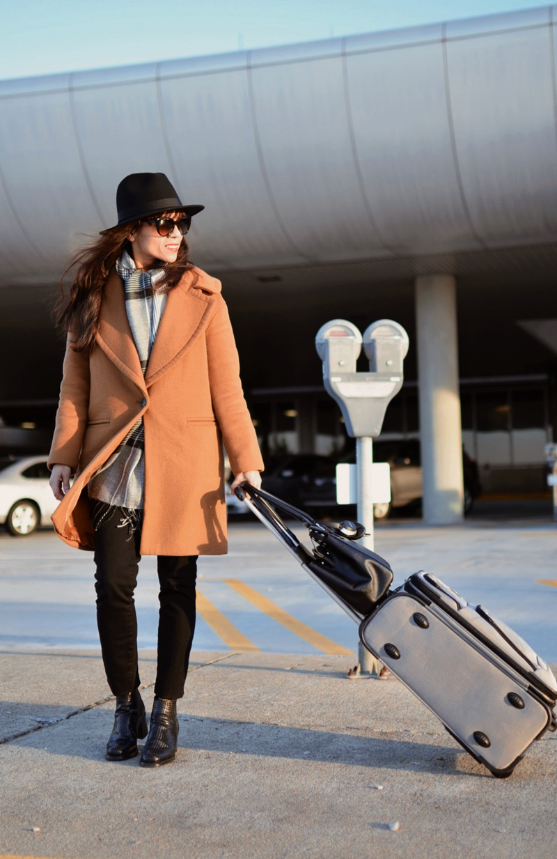What to wear to the airport