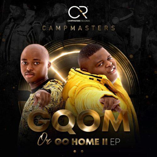 Gqom Or Go Home (EP) (2020) BAIXAR EP