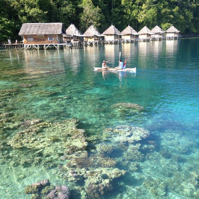 Pantai Ora Maluku, Pantai Dengan Pemandangan Mirip Maladewa
