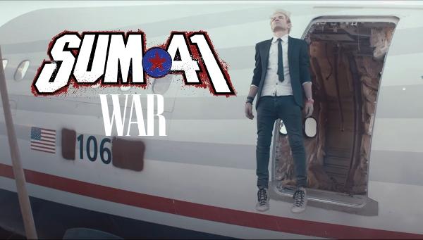 Terjemahan lirik lagu War Sum 41