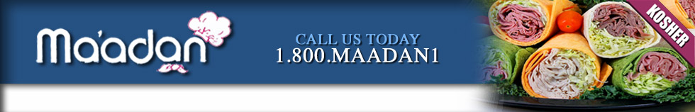 Ma'adan Kosher Take Home Foods