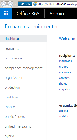 My tech blog office 365 exchange online management with powershell review of some basic - Office 365 exchange online ...