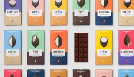 Loving Earth chocolate