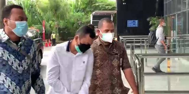 Penyuap DPRD Jambi Tiba di KPK, Langsung Diperiksa Penyidik