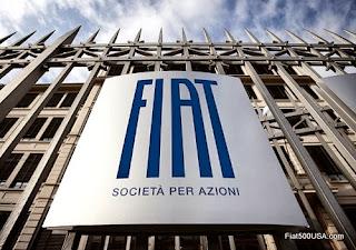 Fiat SpA Legacy Logo