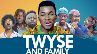 MOVIE: Twyse and Family (Full Movie)  A situational comedy following the typical daily life of the popular family, the film is a journey that dwell deeper into the lives of each character. Twyse plays most of the characters however; we will be introducing some exciting new faces.  The family will be challenged in the film with some guest visitors which rock their foundation. 7hubent  Starring: Twyse Ereme, Ekene Clinton, Tobi Ayoola, Fisola Olukoya and Richmond Badmus.    DOWNLOAD VIDEO