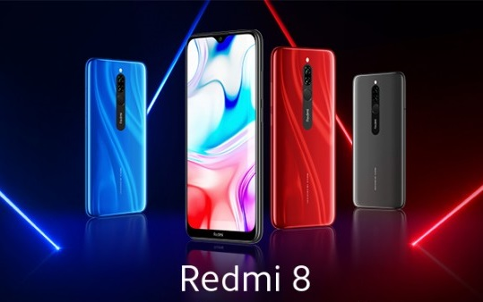 موبايل Xiaomi Redmi 8 بسعر 1999 جنيه على جوميا مصر