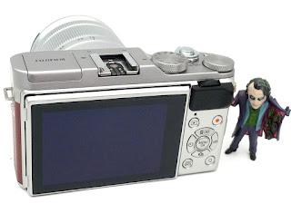 Kamera Second Mirrorless Fujifilm XA3