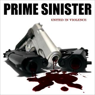 Pochette de Prime Sinister - United in Violence (EP)