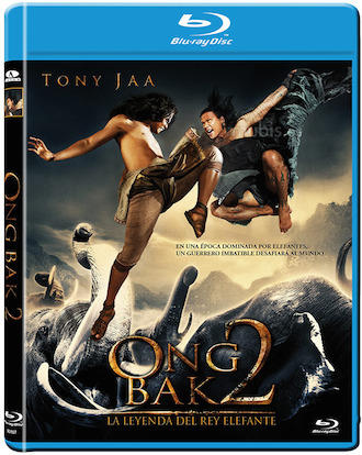 Ong Bak 2 2008 Hindi Dubbed BluRay