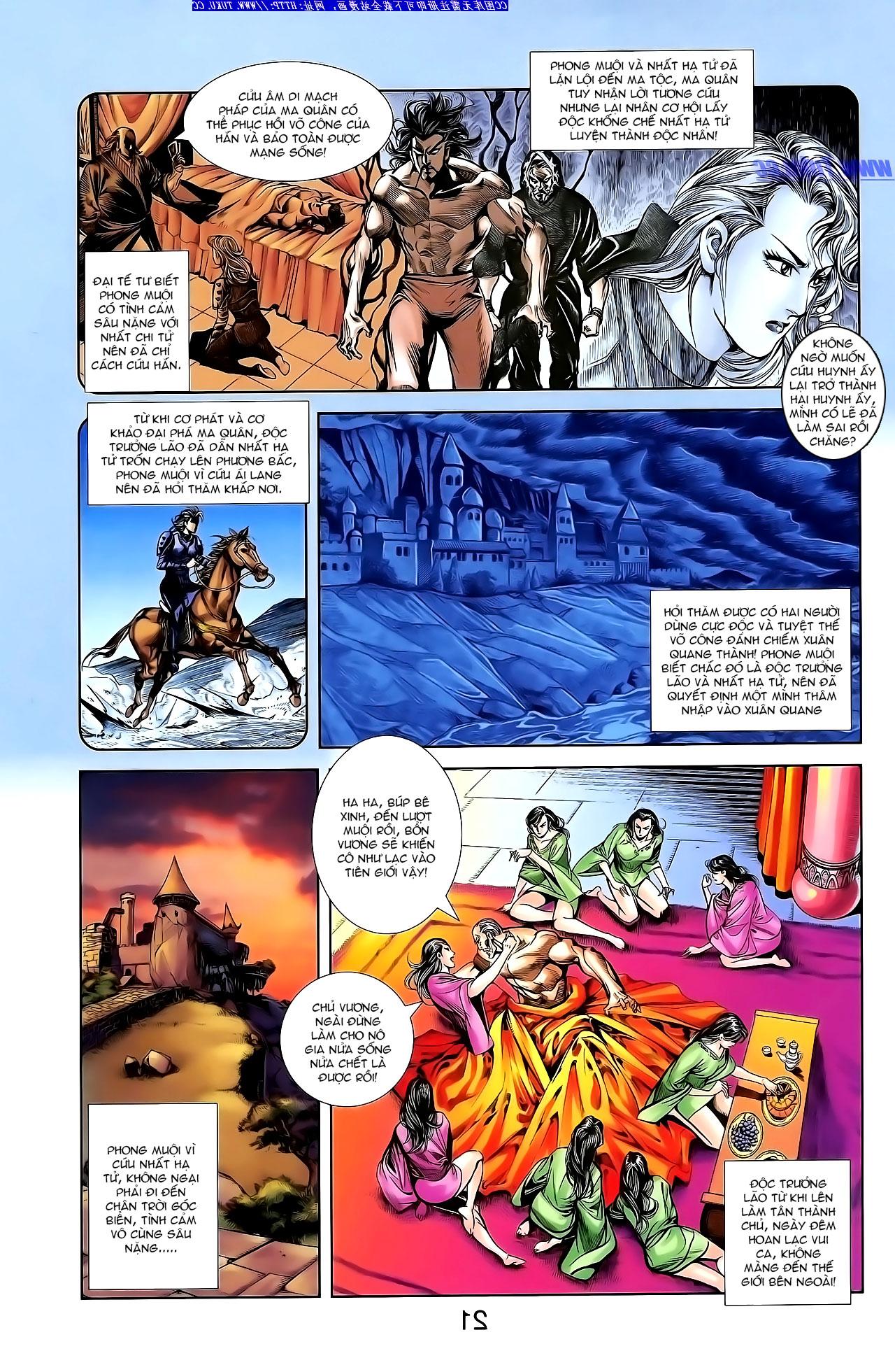 Cơ Phát Khai Chu Bản chapter 139 trang 5
