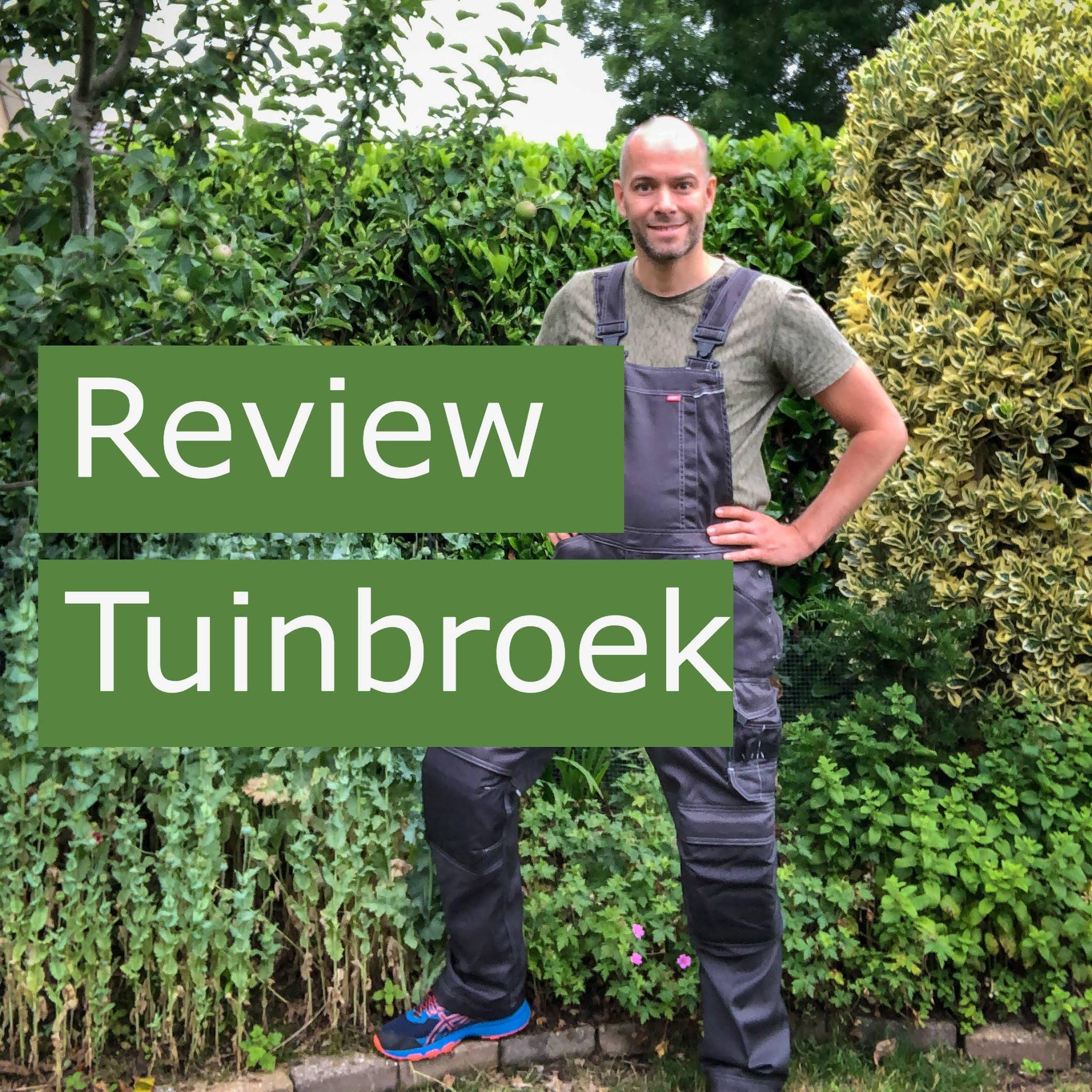 Review tuinbroek Havep moestuin volkstuin