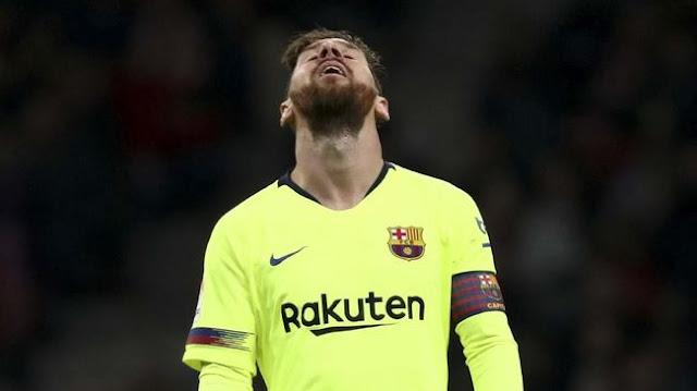 Messi Lampaui Rekor Ronaldo di Liga Champions