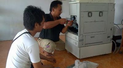 fotocopy rusak
