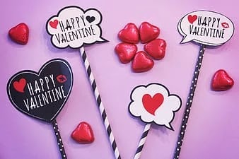 """Life is a flower of which love is the honey.""""  Happy Valentine's Day"""