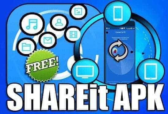 تحميل تطبيق SHAREit APK عملاق مشاركة الملفات اصدار مدفوع مجانا للاندرويد