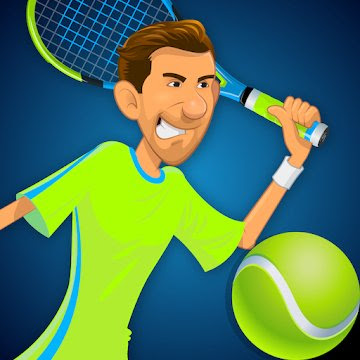 Stick Tennis (MOD, Unlocked All Racket) APK Download