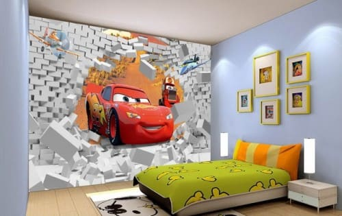 Best kids rooms decorated with a distinctive and attractive designs