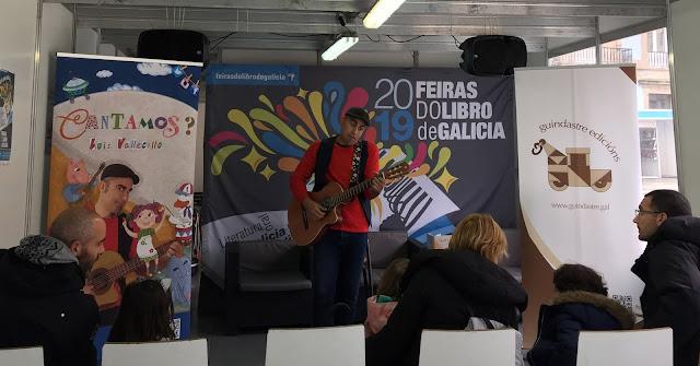 Feira do Libro de Ferrol 2019