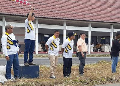 200 Race Merebutkan Piala Plt Bupati Dan Ketua KONI Labuhanbatu