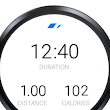 Fitness Apps on Android Wear