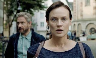 """Diane Kruger vive espiã do Mossad no filme """"A agente infiltrada"""""""