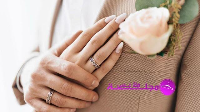 مجموعة خواتم زفاف فريدة من نوعها 2020