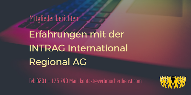 INTRAG Internet Regional AG – Erfahrungen von Unternehmern