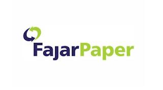 Lowongan Kerja Terbaru PT Fajar Surya Wisesa Tbk (Fajar Paper)